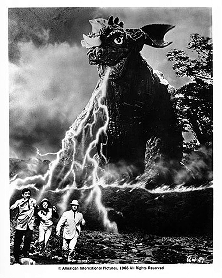 Frankenstein Conquers the World14