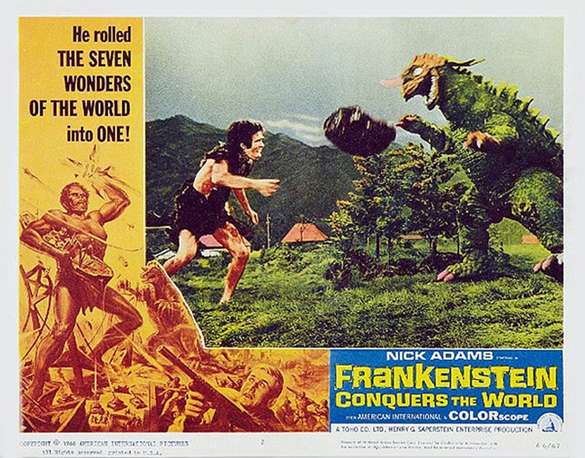 Frankenstein Conquers the World2