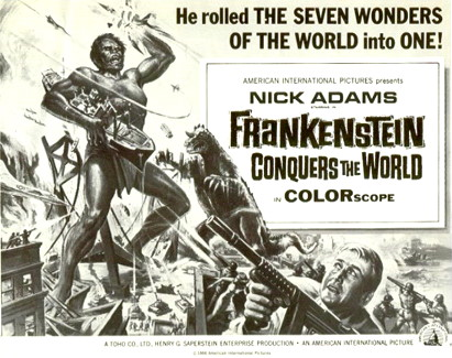 Frankenstein Conquers the World20
