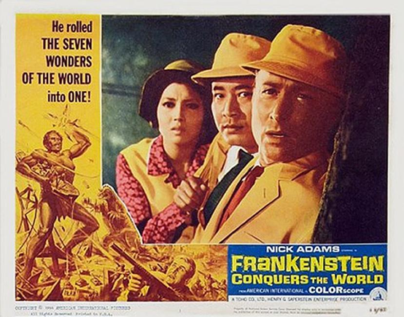 Frankenstein Conquers the World3