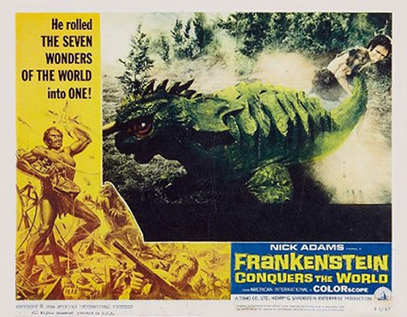 Frankenstein Conquers the World4