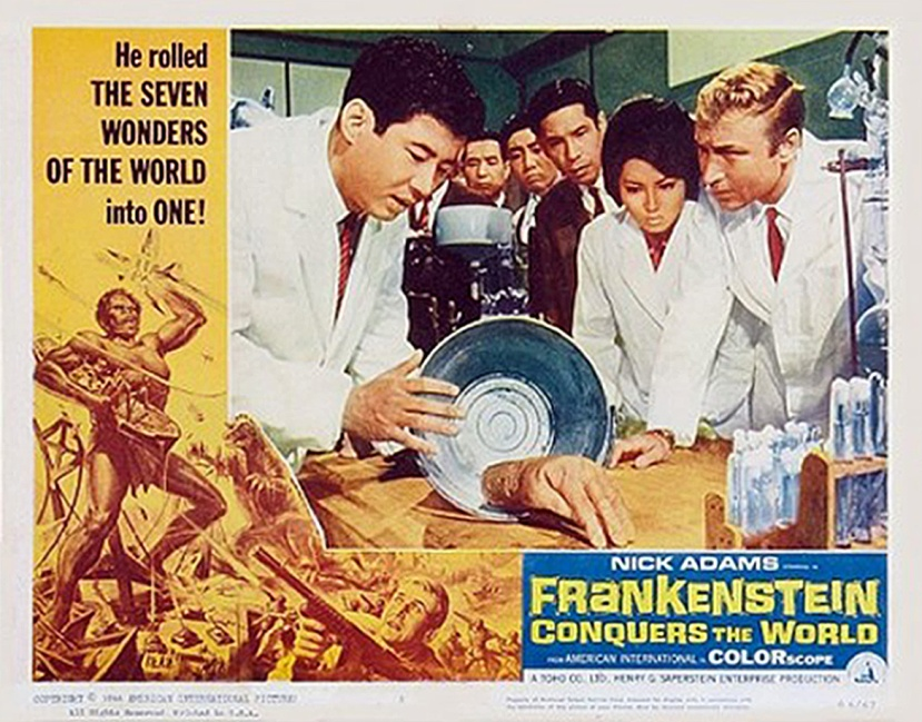 Frankenstein Conquers the World5
