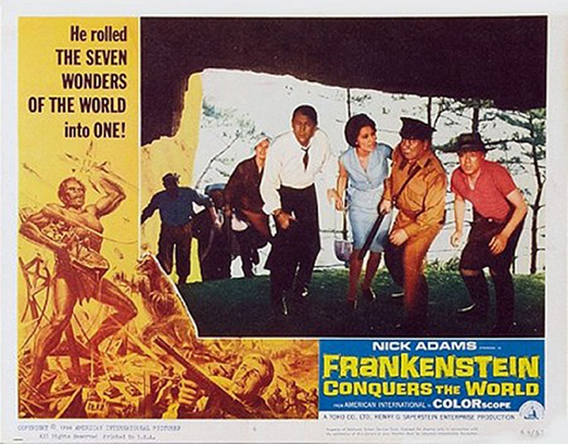 Frankenstein Conquers the World6