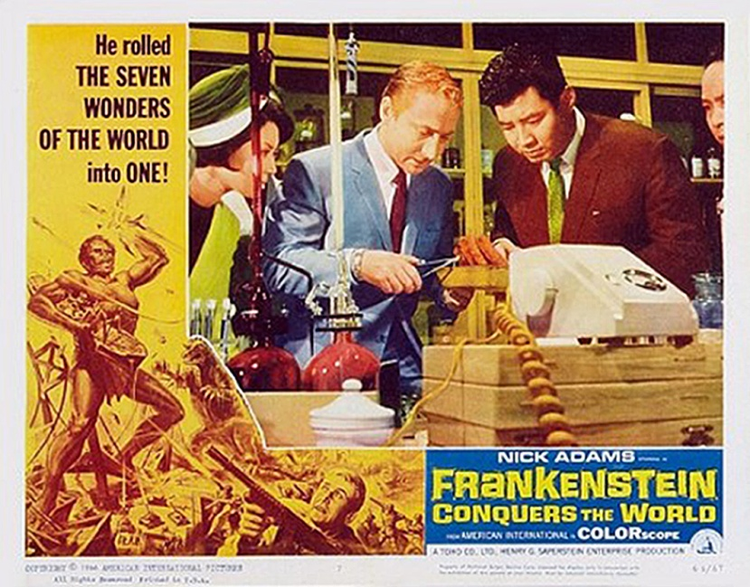 Frankenstein Conquers the World7