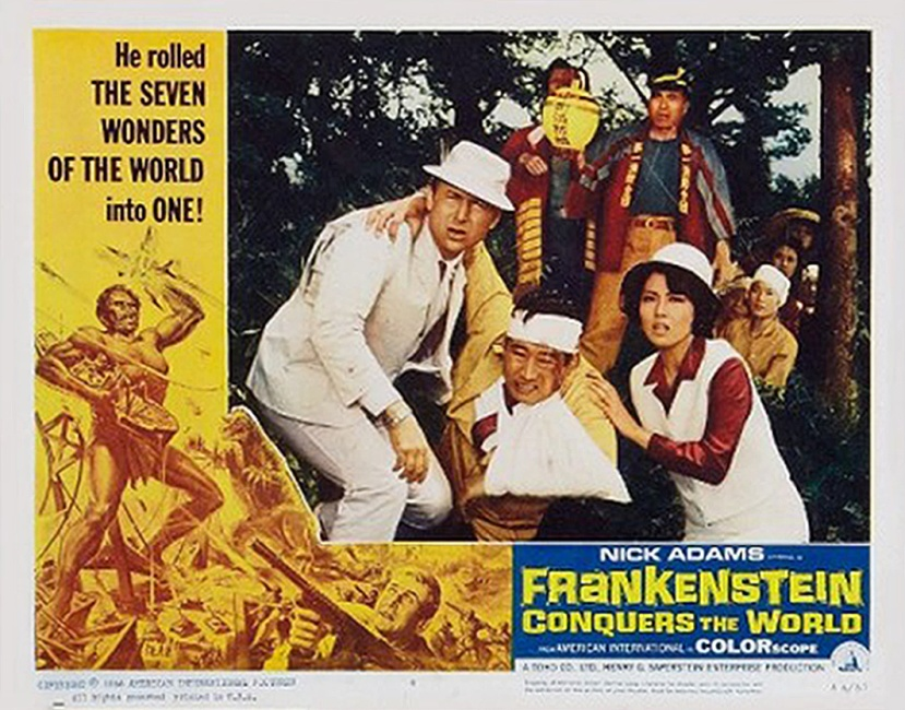 Frankenstein Conquers the World8