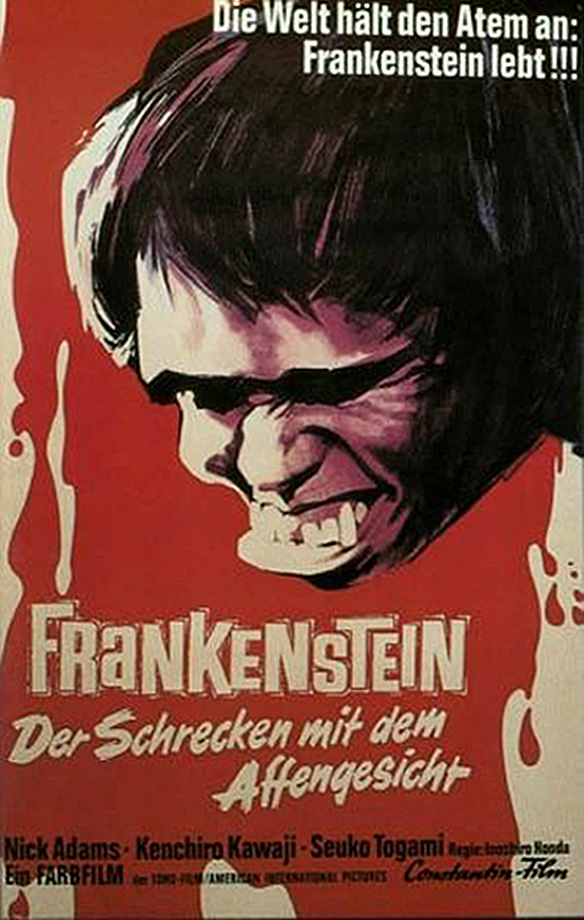 Frankenstein Conquers the World9