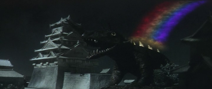 Gamera Vs. Barugon17