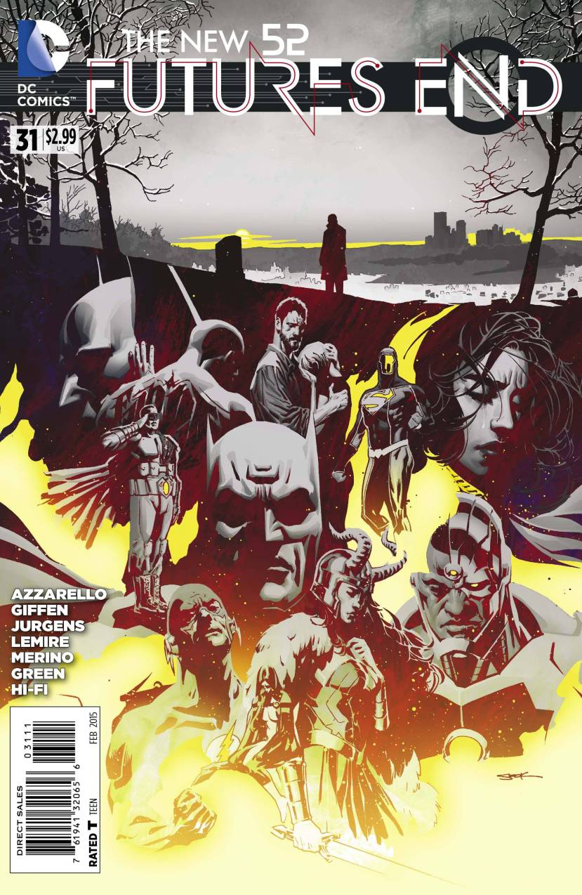 The New 52 Futures End #31