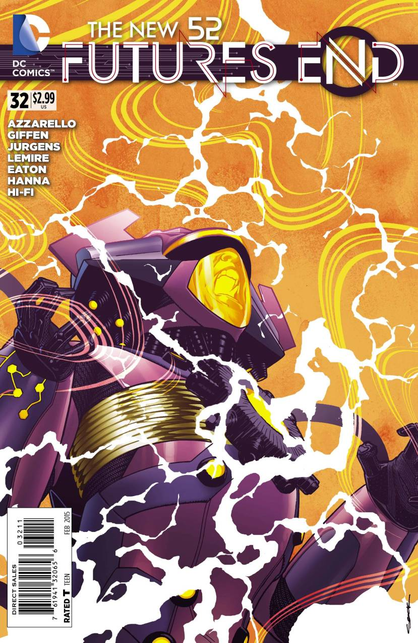 The New 52 Futures End #32