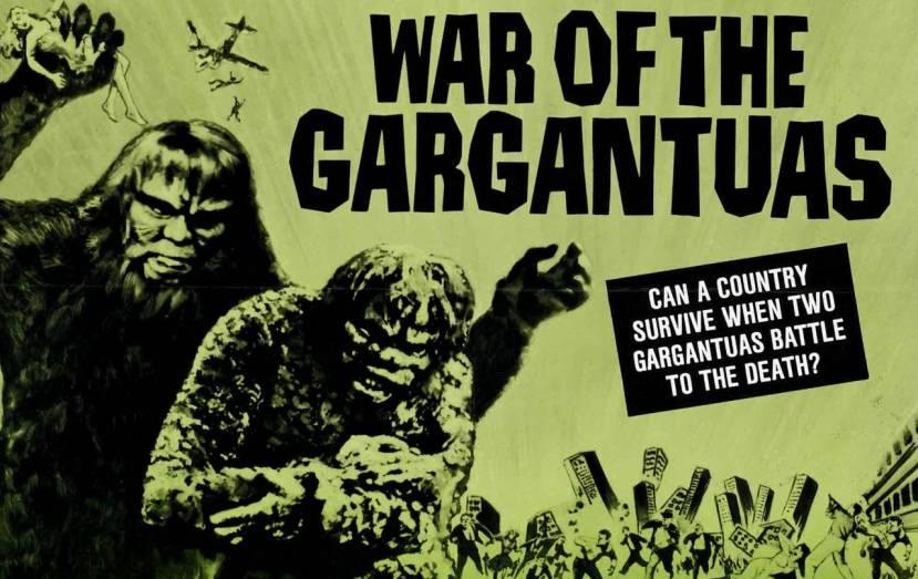 War of the Gargantuas1