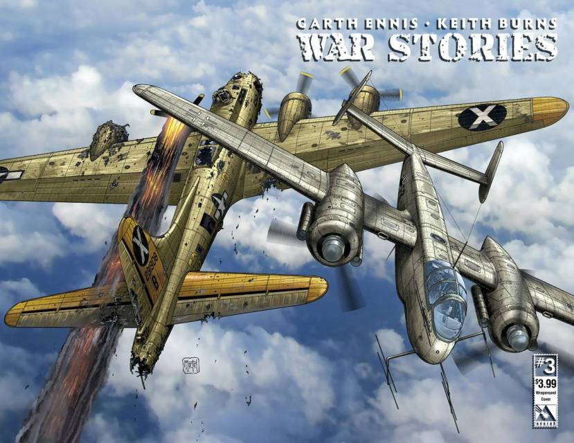 War Stories #3
