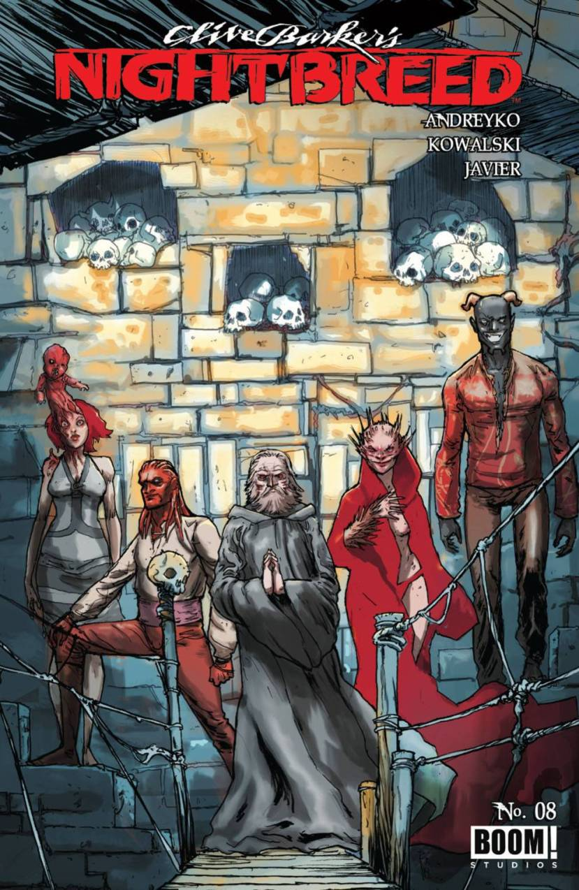 Clive Barker's Nightbreed #8