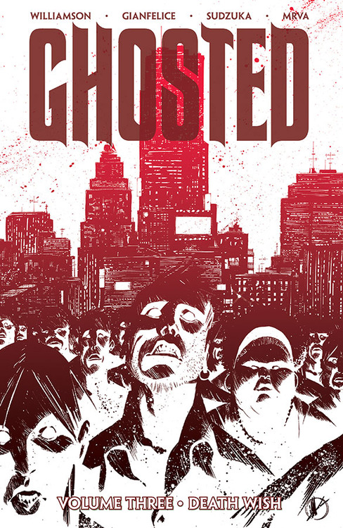 Ghosted Volume 3 Death Wish