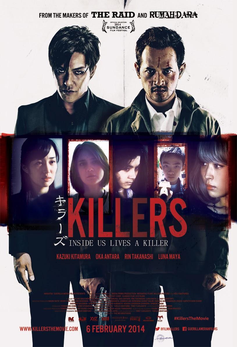 Two Men, One Destiny – Killers (2014) – The Telltale Mind