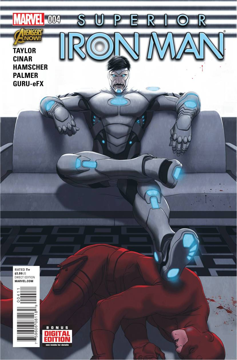 Superior Iron Man #4