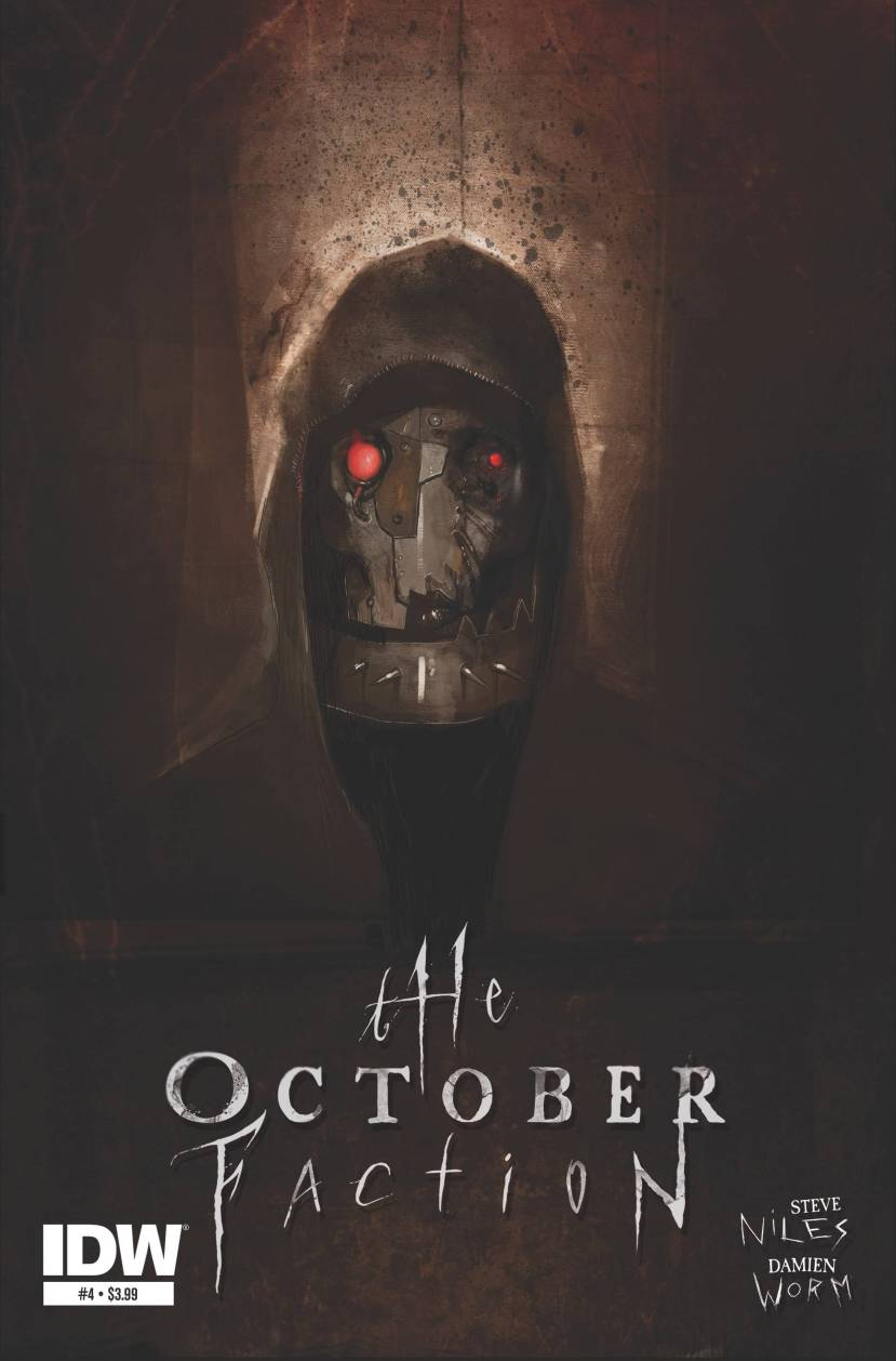 The October Faction #4