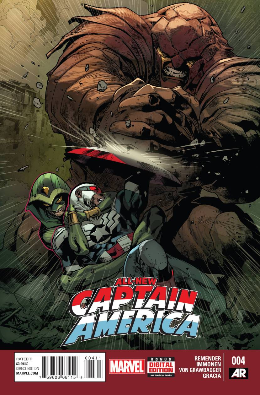 All-New Captain America #4