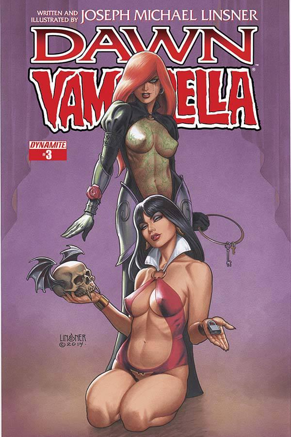 Dawn-Vampirella #3