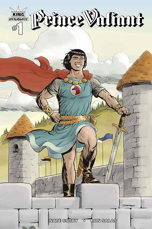 King Prince Valiant #1