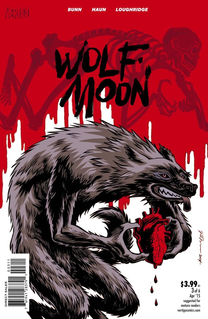 Wolf Moon #3