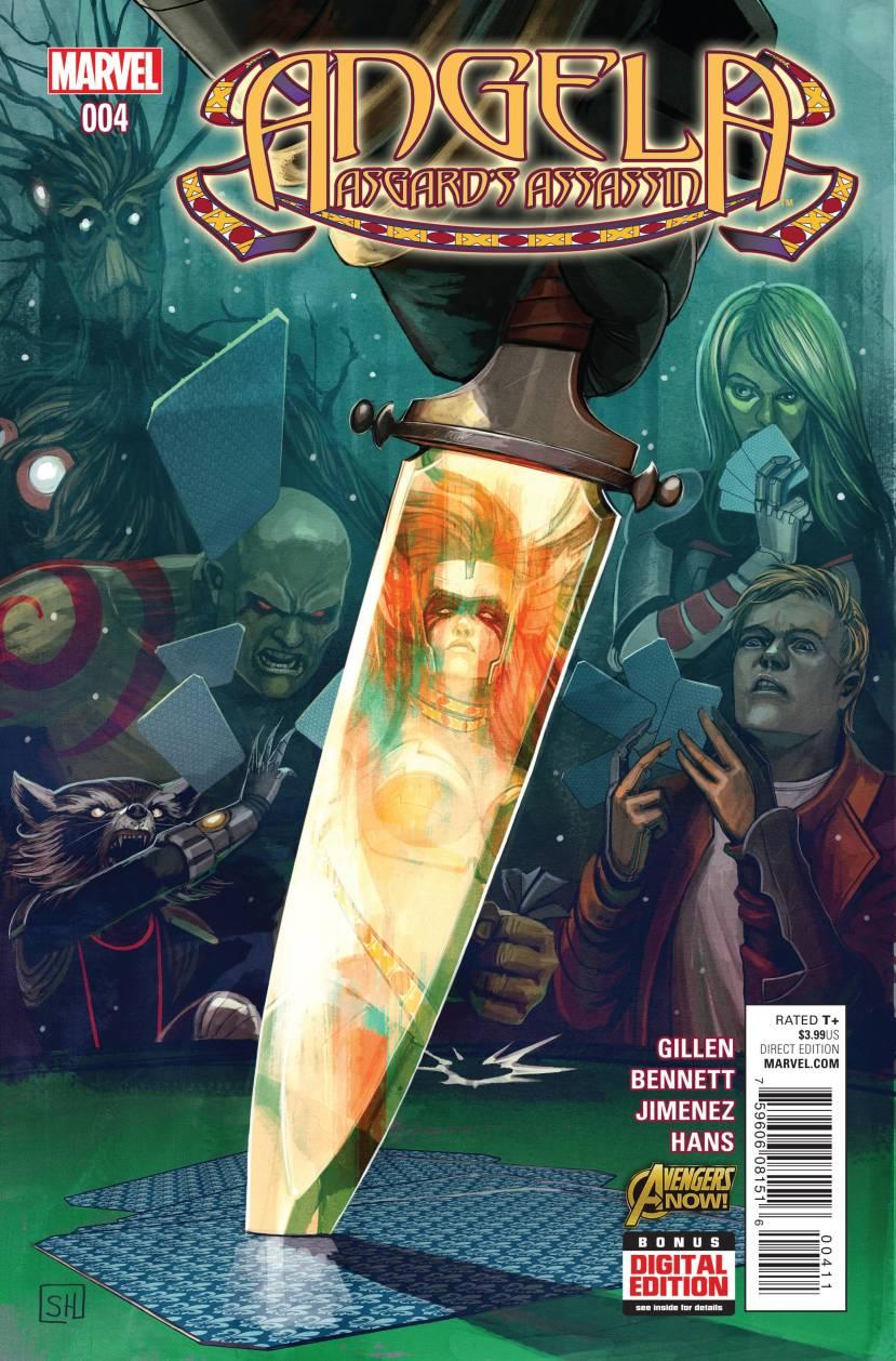 Angela Asgard's Assassin #4