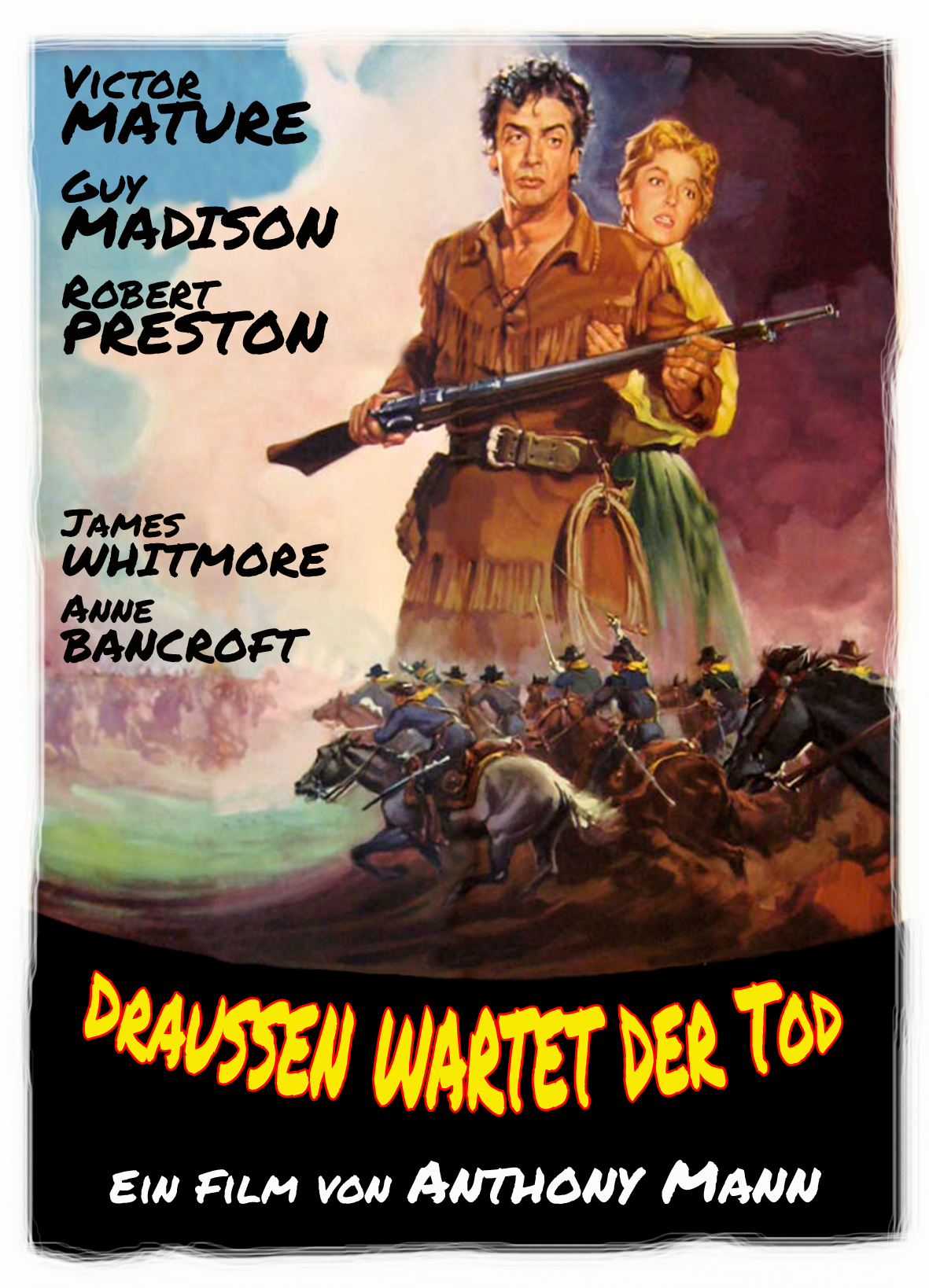 The Last Frontier (1955 film) The Last Frontier 1955 The Visuals The Telltale Mind