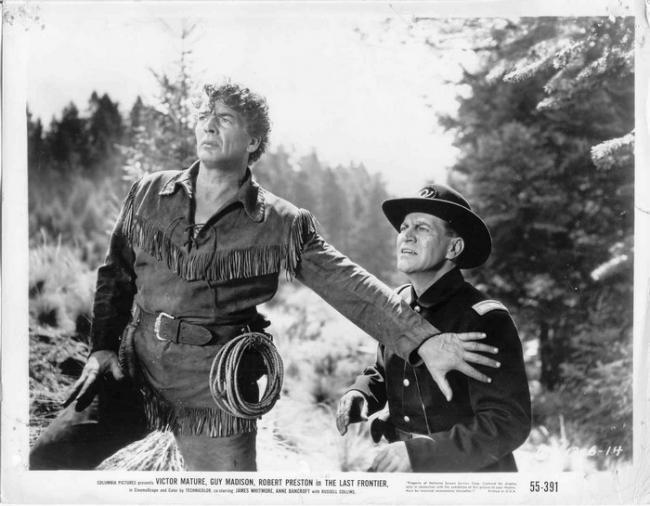 last frontier film