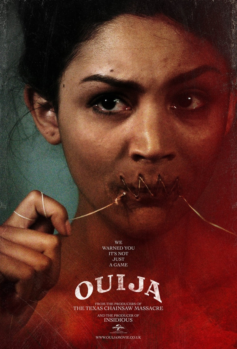 No monopoly or scrabble here ouija 2014 the telltale for Cgpersia