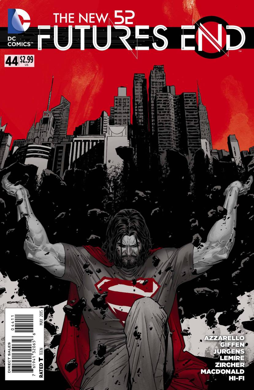 The New 52 Futures End #44