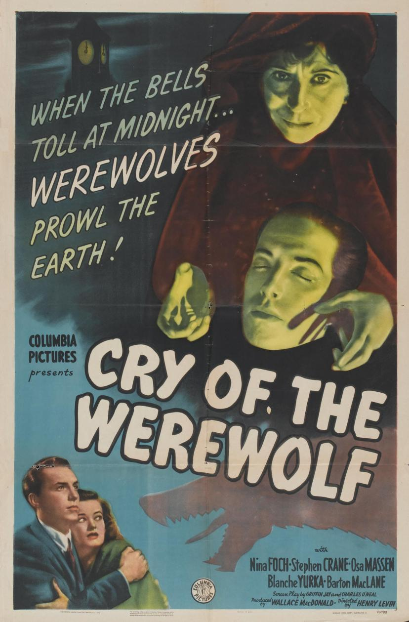cry of the werewolf1