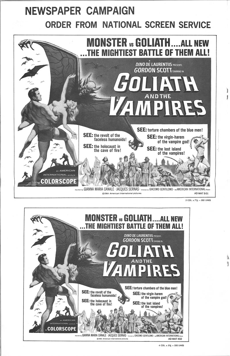 Goliath and the Vampires11