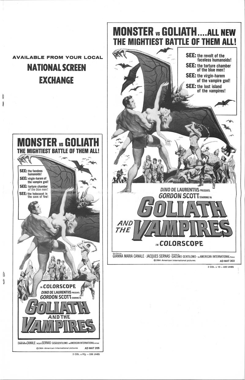 Goliath and the Vampires13