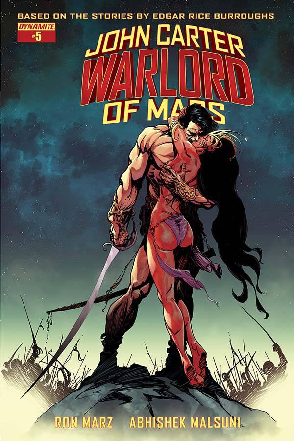 John Carter Warlord of Mars #5
