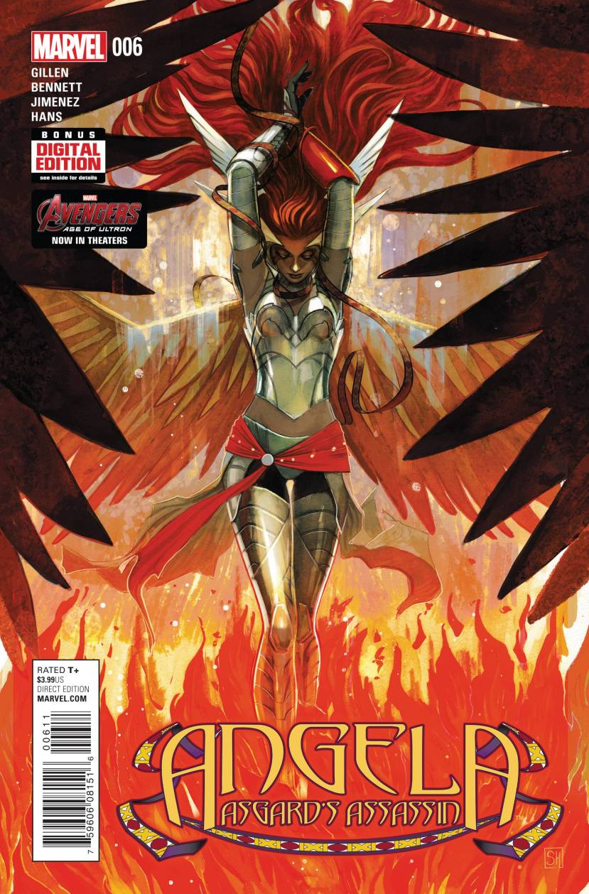 Angela Asgard's Assassin #6