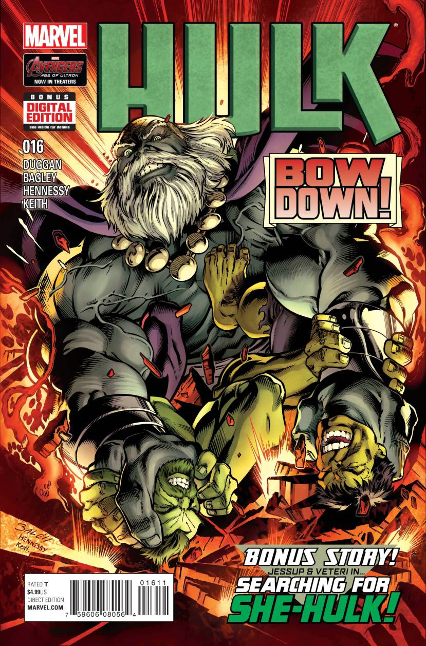 Hulk #16