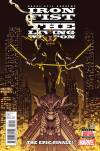 Iron Fist The Living Weapon #12