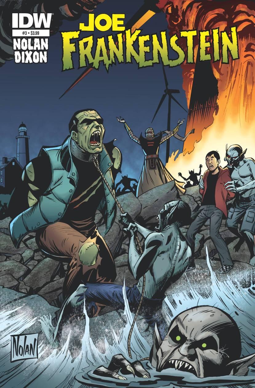 Joe Frankenstein #3
