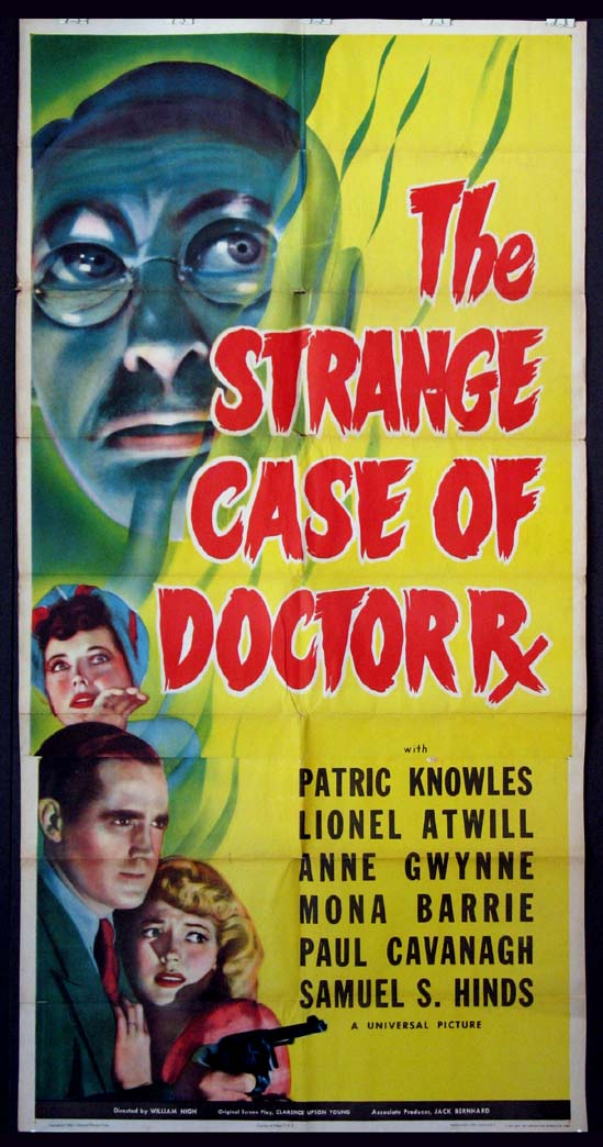 The Strange Case of Doctor Rx6