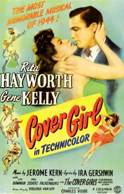 Image result for cover girl 1944