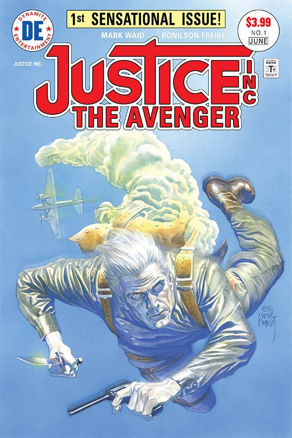 Justice Inc. - The Avenger #1