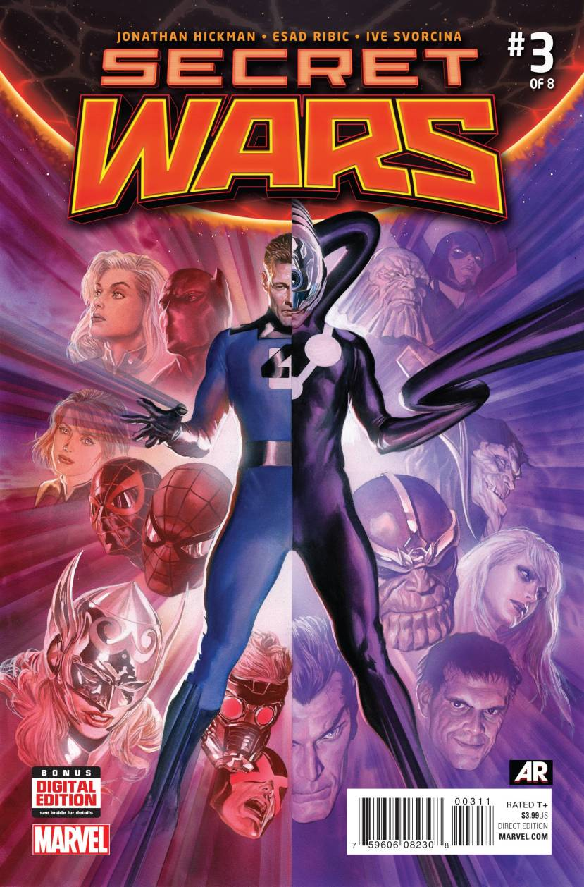 Secret Wars #3