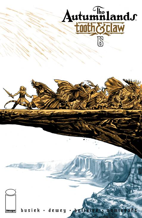 The Autumnlands Tooth & Claw #6