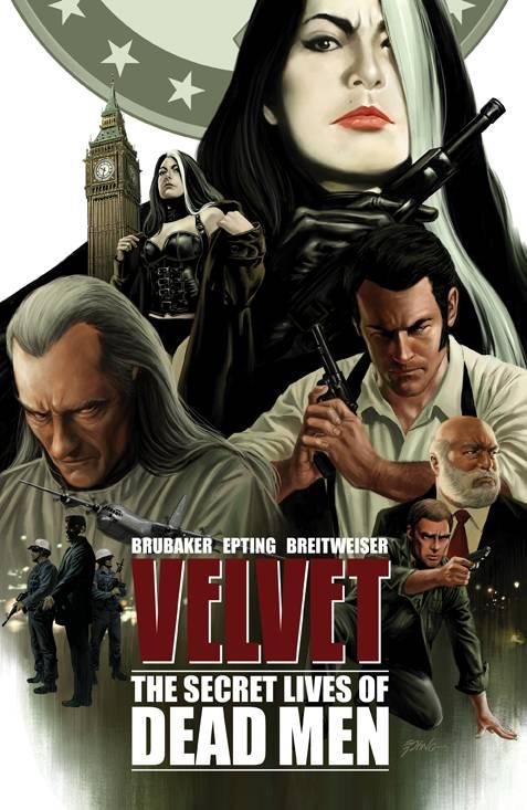 Velvet Volume 2 The Secret Lives of Dead Men