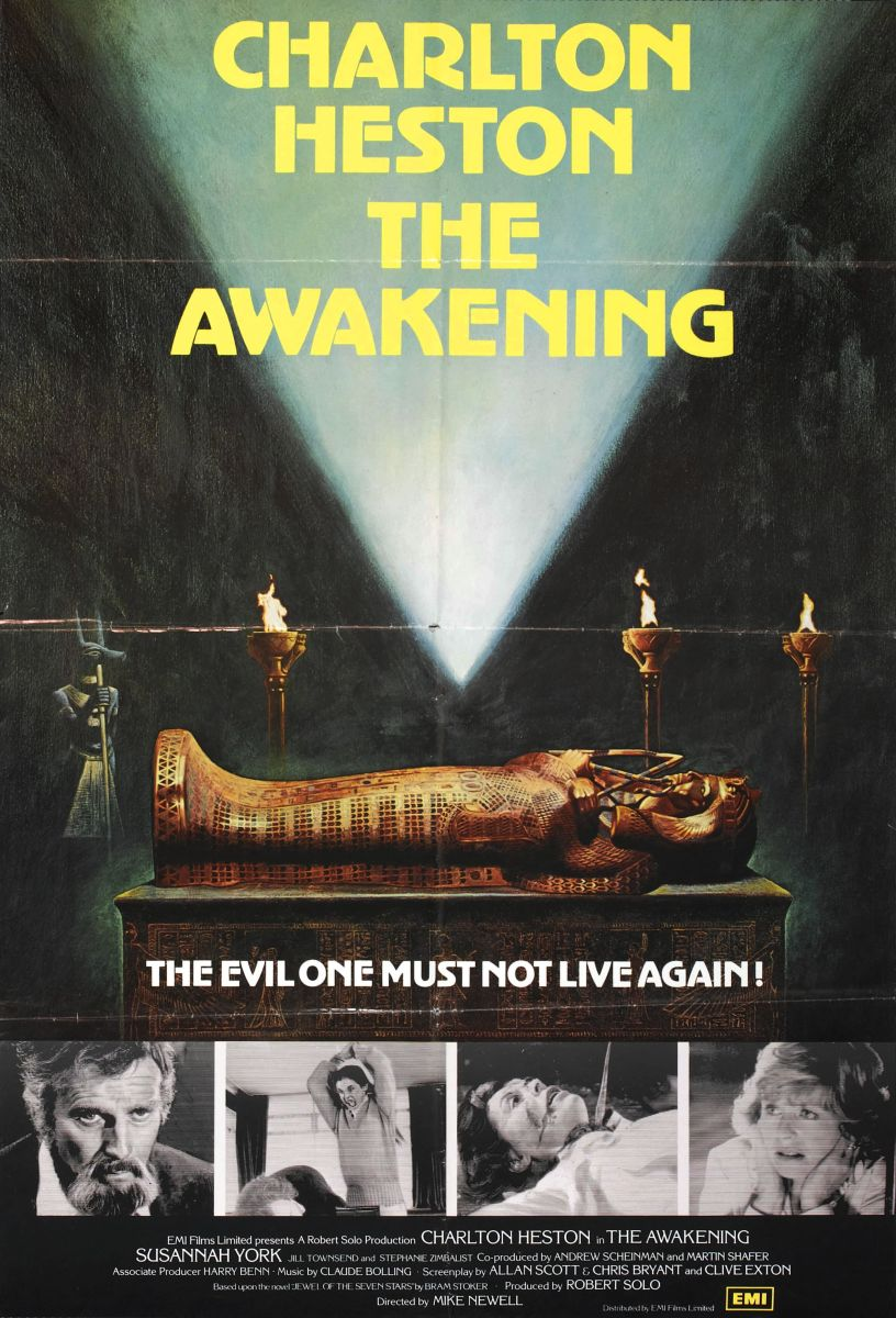 ancient evil brought to life the awakening 1980 the