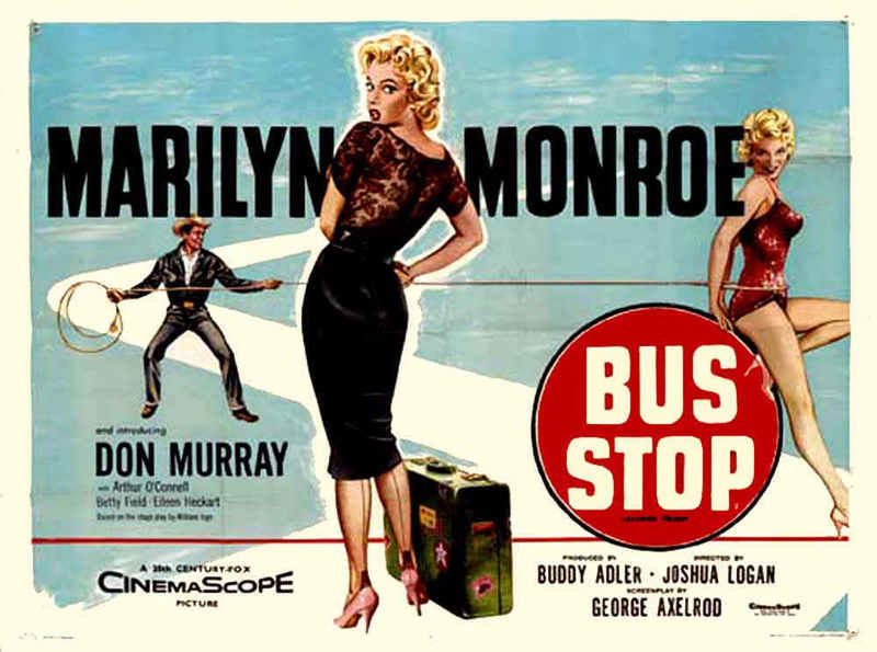Bus stop movie 1956