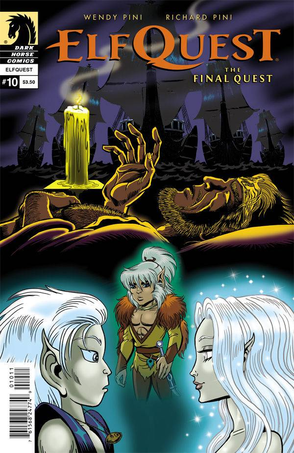 The Final Quest Book