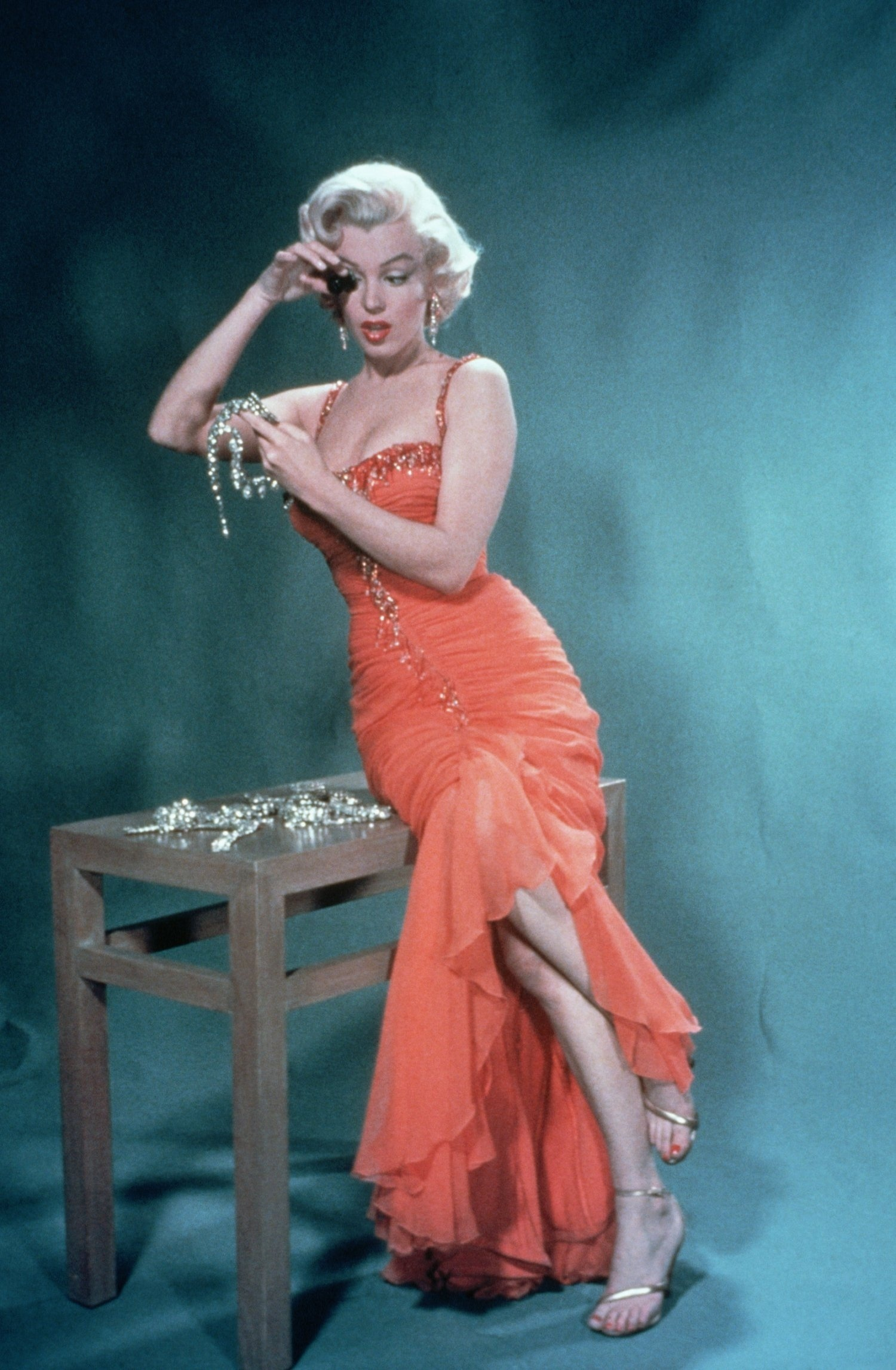 This Marilyn Monroe dress is worth more than gold