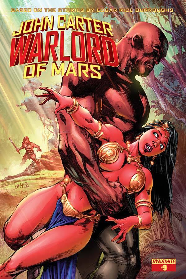 JOHN CARTER WARLORD #9
