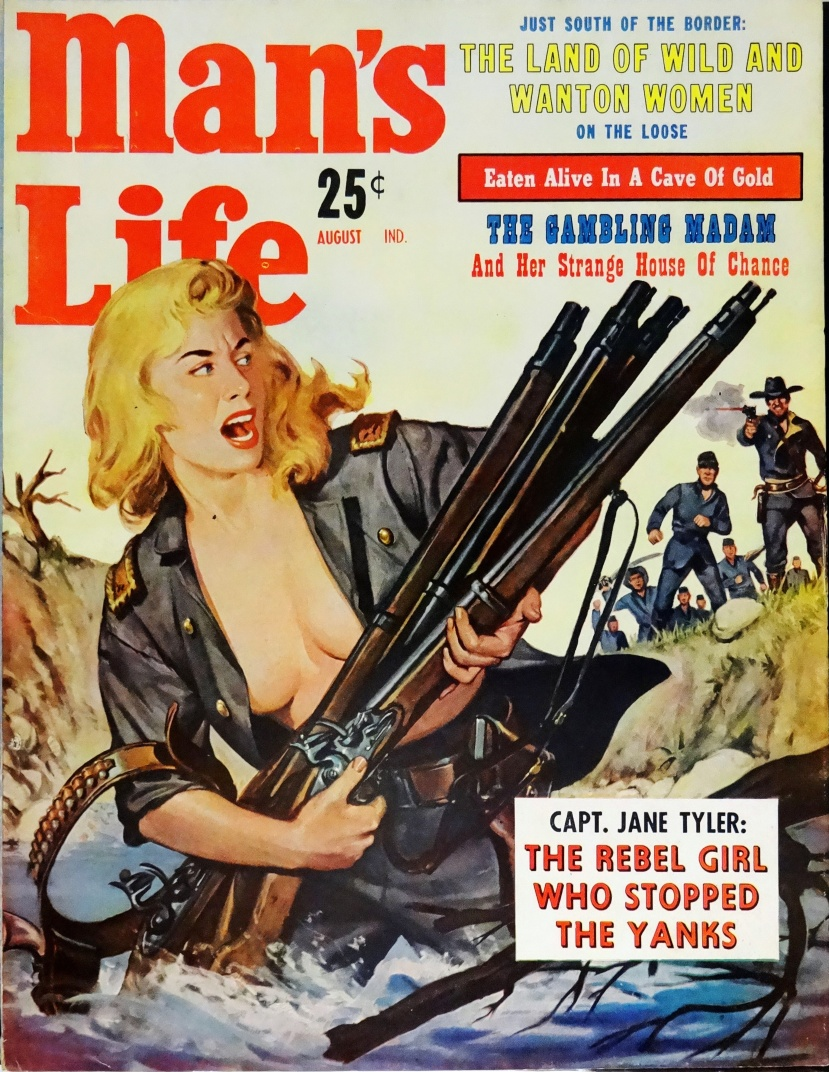 Man's Life (August, 1959)