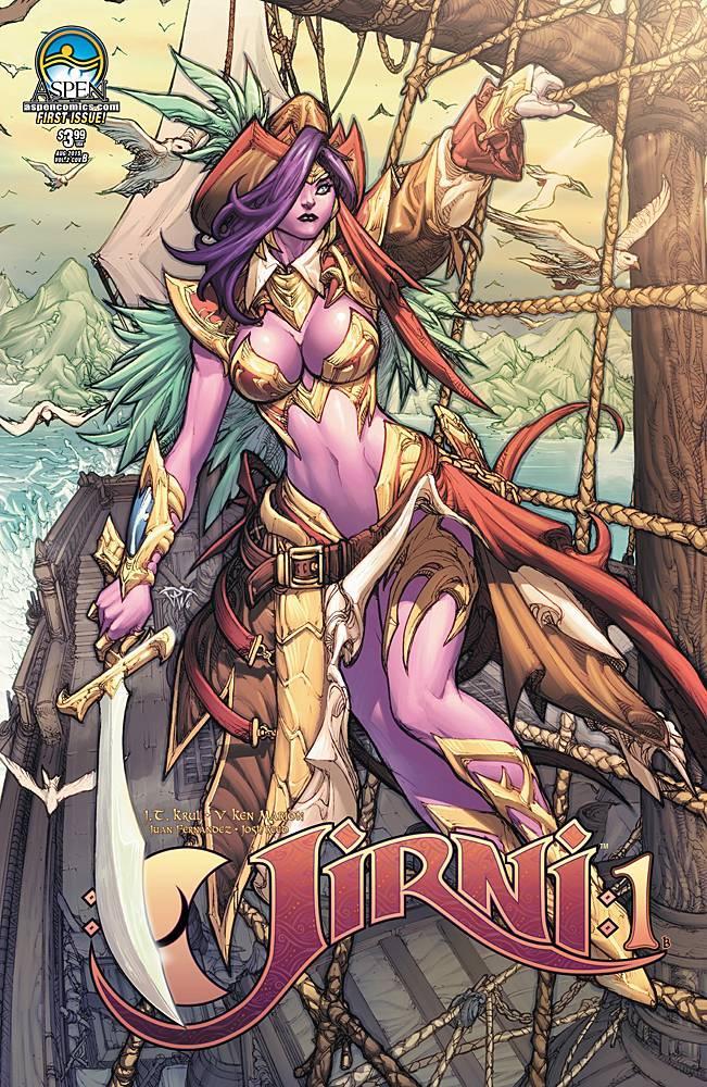 Jirni Volume 2 #1